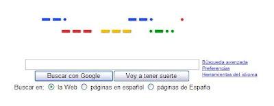 Google recuerda a Morse