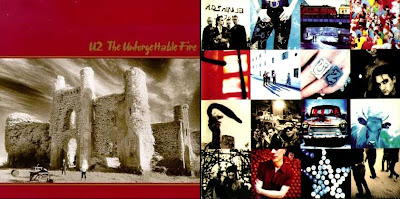 The unforgettable fire / Achtung baby