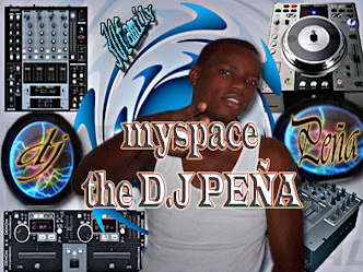 myspace the Dj PEÑA