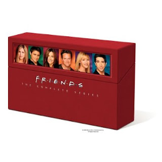 Friends - the TV series
