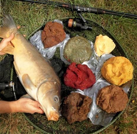 ловля белой рыбы на тесто