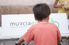 Murcia en bici