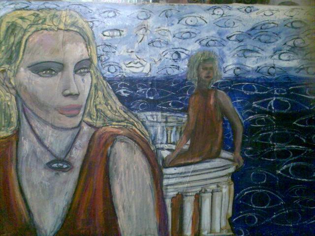 al balcone sul mare degli occhi