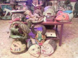 collezione yoruba