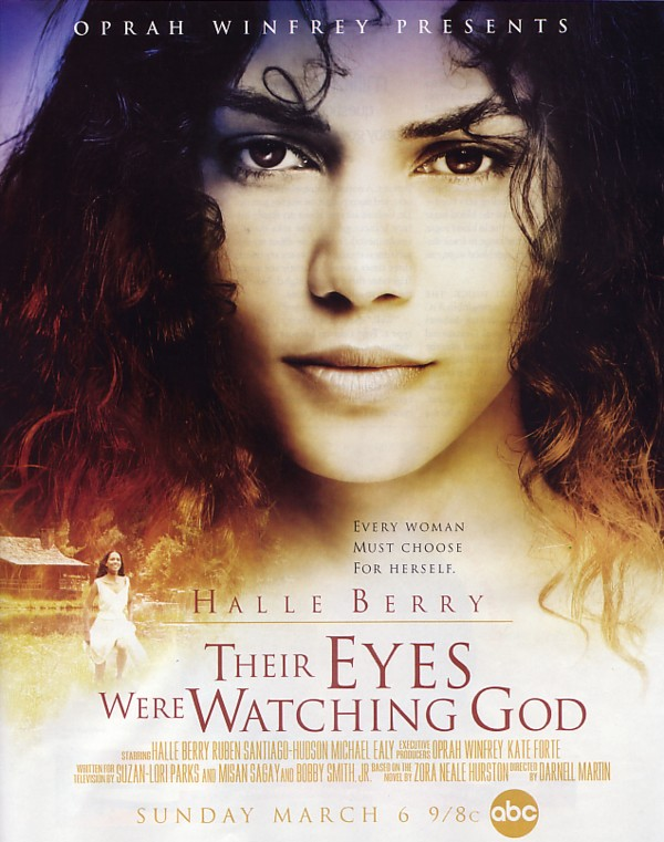 a review of the story their eyes were watching god Their eyes were watching god focuses on the experiences of janie crawford, a beautiful and determined fair-skinned black woman living in the american south the novel begins when janie returns to eatonville, florida after having left for a significant amount of time she is met by the judgmental .