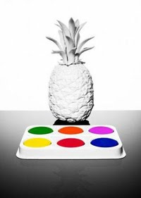 a vida é da cor que você pinta!