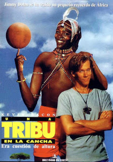 Una Tribu en la Cancha Poster