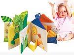 Textilní knížky / Soft books for baby