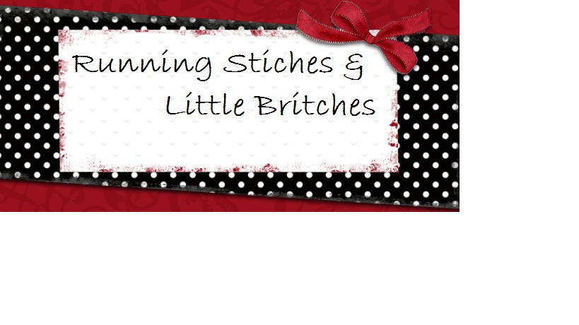 Running Stitches & Little Britches