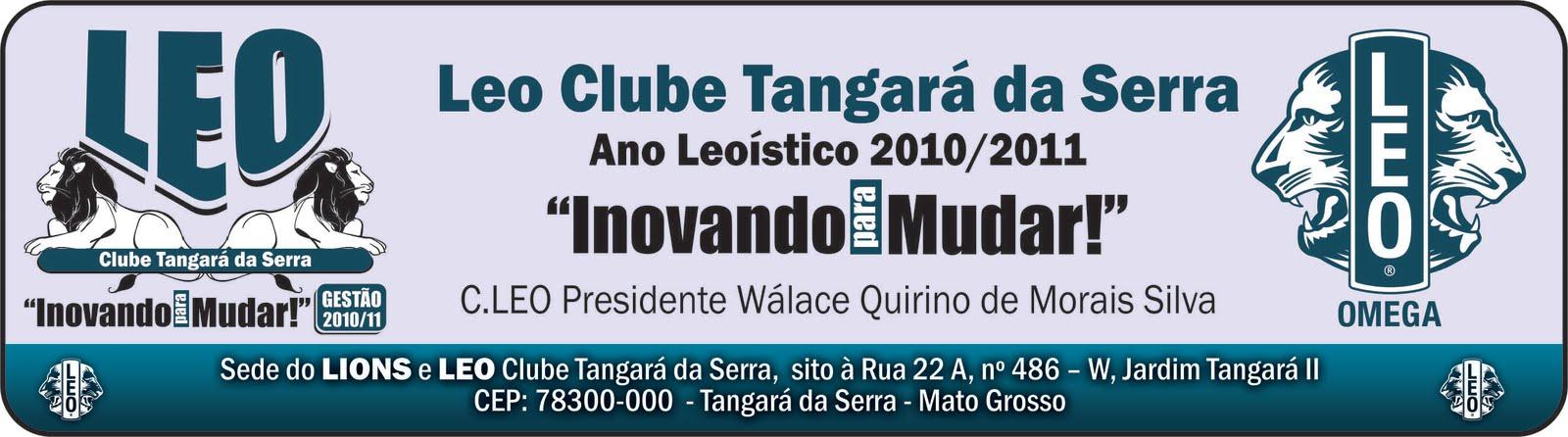 LEO Clube Tangará da Serra