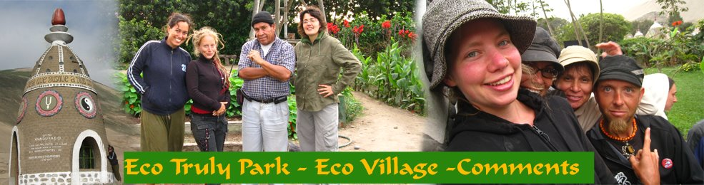 Eco Truly Park - Eco Village - Comments