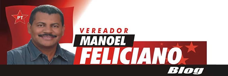 Vereador Manoel Feliciano