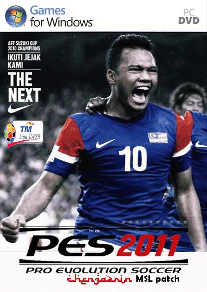 PES2011 patch Malaysia Super League ~ kaca mata hati