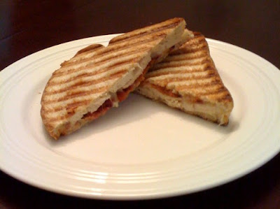 The Persnickety Picnic: Chicken Bacon Ranch Panini