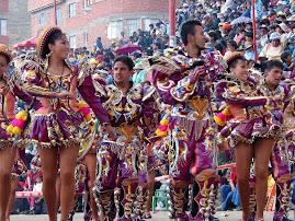 """lunes y martes de carnaval. luego vendrá la cuaresma y la normalidad para advertir """"el cambio"""""""