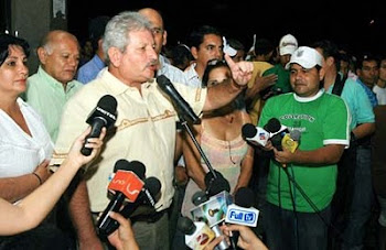 dos mil personas acompañaron a Rubén Costas el Prefecto camba