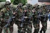ni soldados ni policías aceptan el 3% de aumento que dispuso el Gobierno
