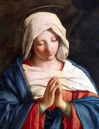 mayo es el mes que la Iglesia consagra al culto de la Madre de Dios