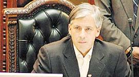 alvaro garcía vice de morales ayma será enjuiciado en lo penal por el Tribunal Constitucional