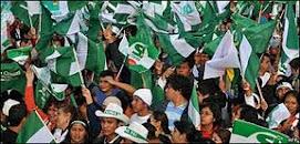 un mar de verde y blanco los colores departamentales