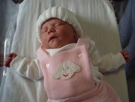 sofía baldivieso sarzar acaba de nacer en salta, argentina hace pocas horas