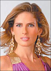 la sociedad le brinda su apoyo franco de firme personalidad y singular belleza Jimena Antelo