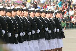 policías chilenas que reciben férrea preparación institucional