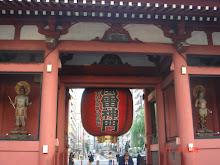 un templo oriental en Tokyo según lo vió Arturo en uno