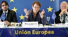 digno de ejemplo lo realizado por la Unión Europea en Bolivia