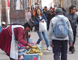 Potosí no ha recobrado la normalidad. el conflicto clama por la presencia de Evo.