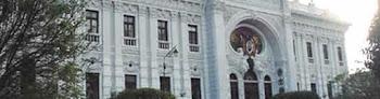todo está listo en el Palacio de la Gobernación edificio donde funcionó 70 años el Congreso Leg.