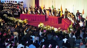 sesión de honor para distinguir a 200 ciudadanos recordando 200 años del grito