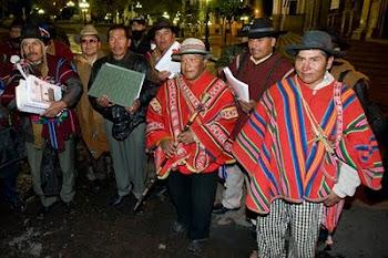 el vice García Linera le está quitando el poder. el Presidente hace lo que ellos le dicen