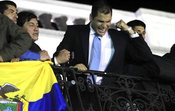 poco a poco se va aclarando lo sucedido en Quito, Ecuador