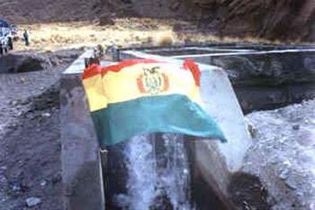 Chile rechaza ningún compromiso sobre el rio Silala
