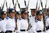 una deslucida actuación presentó la F.A.B. comparada con las otras fuerzas del ejército bolivia