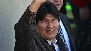 en el desierto de Atacama perdió Evo a su trofeo había planeado llevarlo