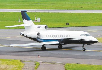 de nuevo un vuelo intercontinental de miles de kilómetros a un costo millonario