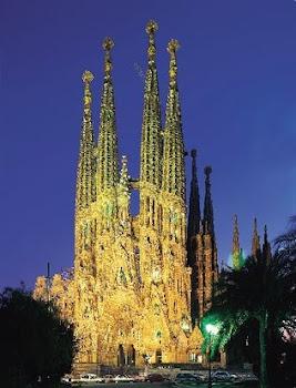 hace 128 años Antonio Gaudí concibió esta obra monumental que no ha concluído