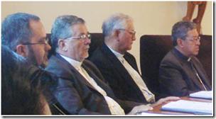 ha concluído la conferencia de los Obispos en la Casa Cardenal Maurer de Cochabamba