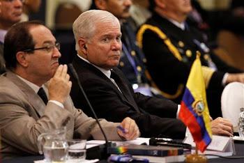 no tardó en producirse la respuesta de los EEUU a las acusaciones de Evo en la Conferencia de SC