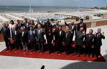 Mar del Plata, Hotel Provincial fue sede de la Cumbre XX Iberoamericana que ha concluído