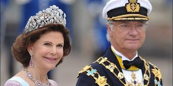 Carlos Gustavo y Silvia Reyes de Suecia presidirán la ceremonia horas más