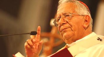 Cardenal Terrazas una vez más invocó por la comprensión, el diálogo, el entendimiento