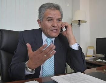 EL SOBORNADOR DEL VIEJO TRABAJÓ HASTA HACE POCAS HORAS CON VILLENA
