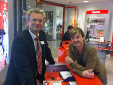 Dessau -  Barry hits the shops