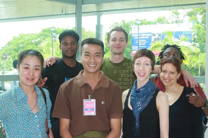 Burma - working with FSN's
