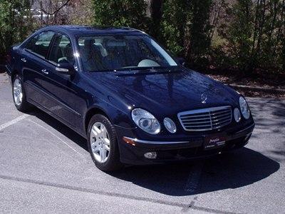 2003 Mercedes Benz E320