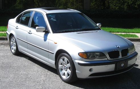 Pumpkin Fine Cars and Exotics: BMW 3-Series from 2001-2004