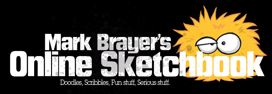 Mark Brayer: Illustrator/Cartoonist
